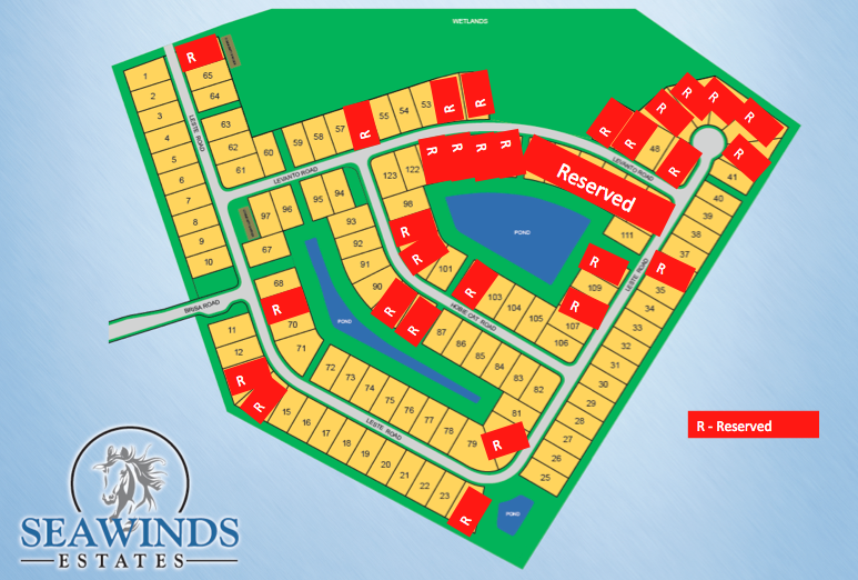Seawinds Sitemap